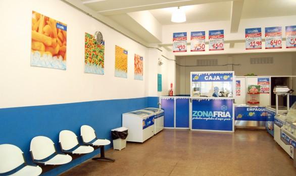 Comercial<br>Zona Fria