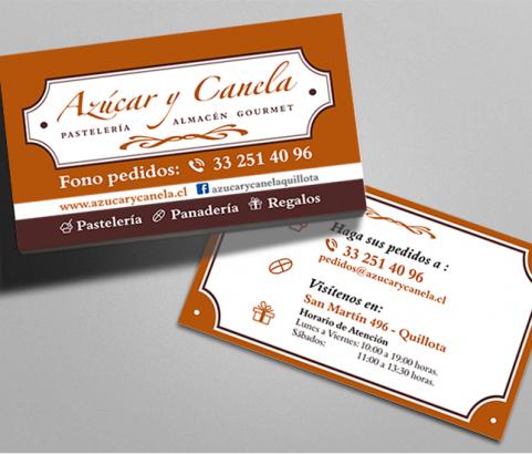 Azucar y Canela